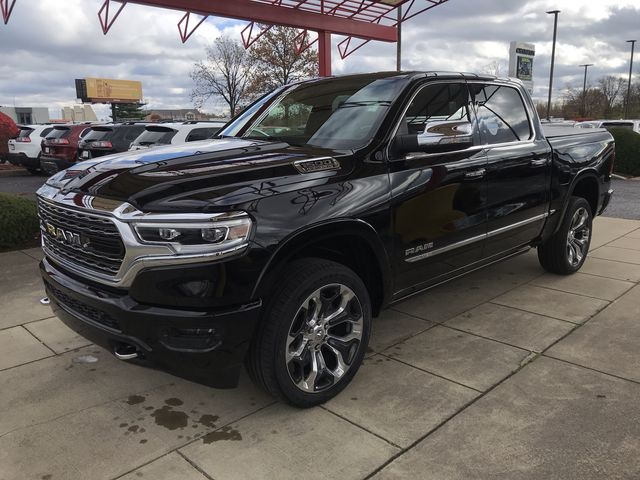2019 Ram 1500 Crew Cab 4x4,  Pickup #KN655383 - photo 1