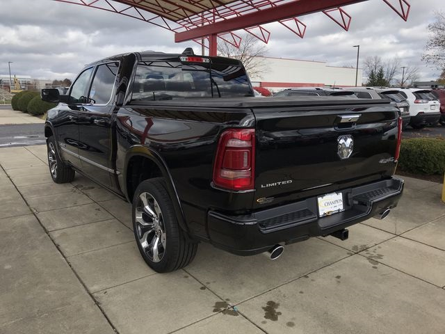 2019 Ram 1500 Crew Cab 4x4,  Pickup #KN655383 - photo 2
