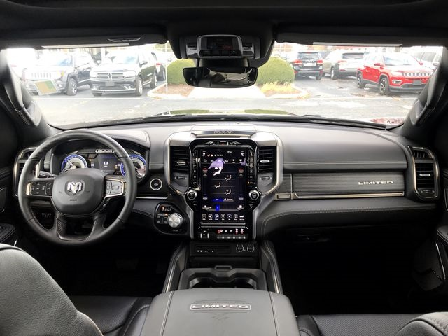 2019 Ram 1500 Crew Cab 4x4,  Pickup #KN655383 - photo 7