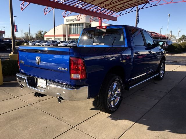 2019 Ram 1500 Crew Cab 4x4,  Pickup #KS558355 - photo 5