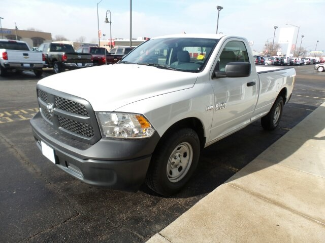 2018 Ram 1500 Regular Cab 4x2,  Pickup #R18057 - photo 4