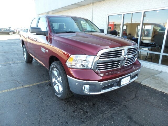 2018 Ram 1500 Crew Cab 4x4,  Pickup #R18100 - photo 3