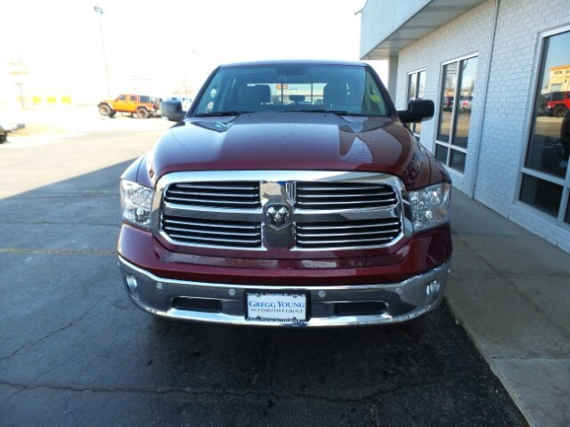 2018 Ram 1500 Crew Cab 4x4,  Pickup #R18100 - photo 4