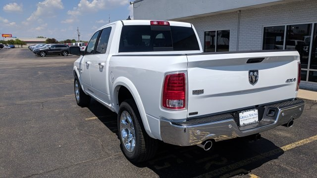 2018 Ram 1500 Crew Cab 4x4, Pickup #R18127 - photo 2