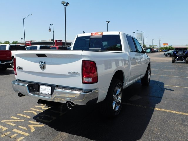 2018 Ram 1500 Crew Cab 4x4,  Pickup #R18140 - photo 2