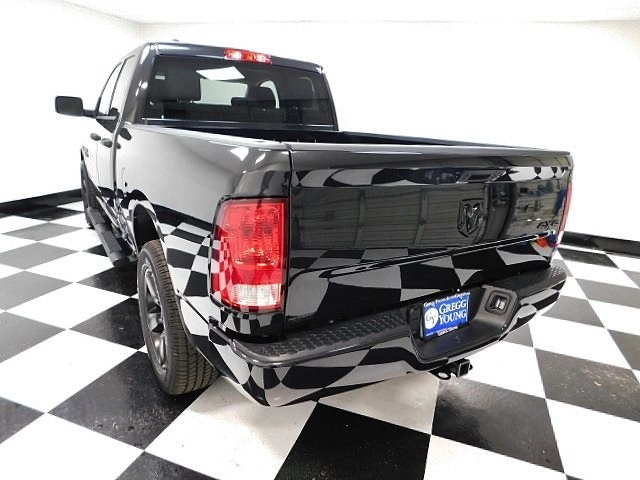 2018 Ram 1500 Quad Cab 4x4,  Pickup #R18212 - photo 4