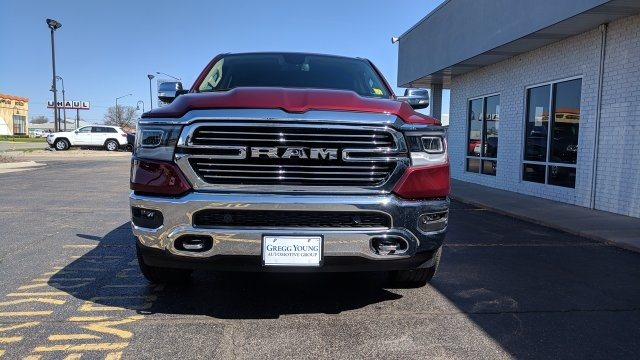 2019 Ram 1500 Crew Cab 4x4,  Pickup #R19010 - photo 5
