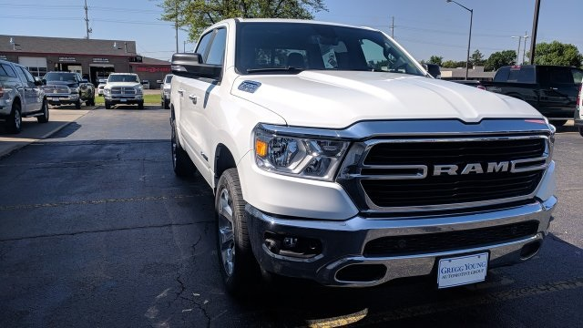 2019 Ram 1500 Crew Cab 4x4,  Pickup #R19020 - photo 4