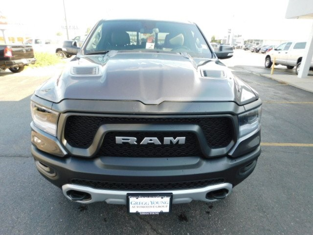 2019 Ram 1500 Quad Cab 4x4,  Pickup #R19058 - photo 4
