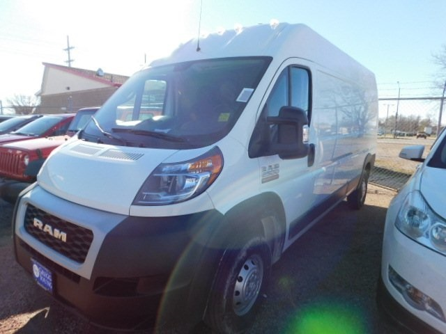 2019 ProMaster 2500 High Roof FWD,  Empty Cargo Van #R19091 - photo 4