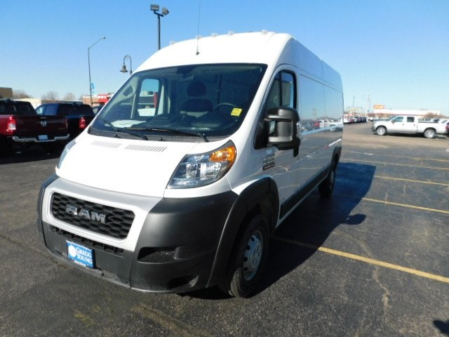 2019 ProMaster 2500 High Roof FWD,  Empty Cargo Van #R19094 - photo 3