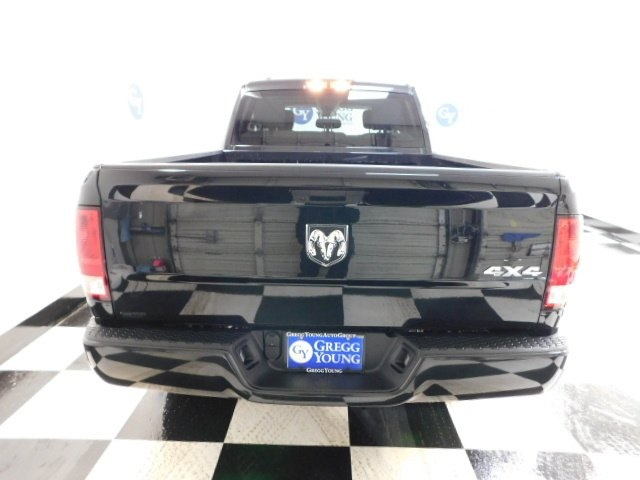 2019 Ram 1500 Quad Cab 4x4,  Pickup #R19095 - photo 12