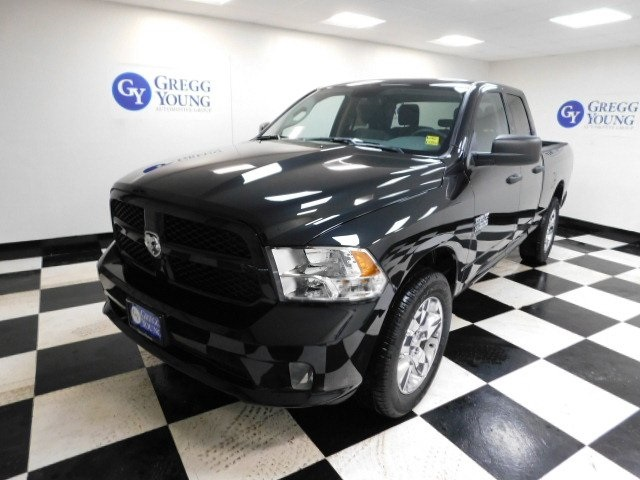 2019 Ram 1500 Quad Cab 4x4,  Pickup #R19095 - photo 3