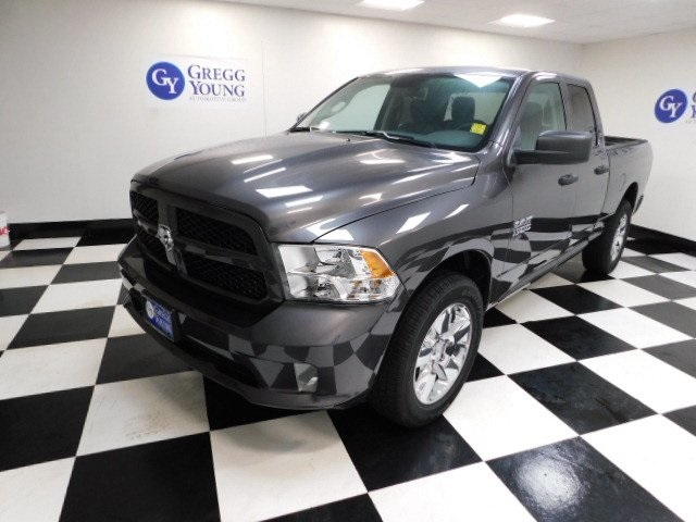 2019 Ram 1500 Quad Cab 4x4,  Pickup #R19096 - photo 3