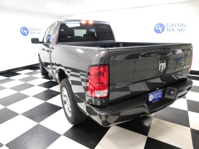 2019 Ram 1500 Quad Cab 4x4,  Pickup #R19096 - photo 4