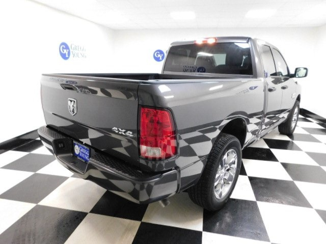 2019 Ram 1500 Quad Cab 4x4,  Pickup #R19096 - photo 2