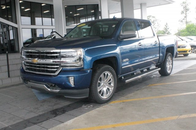 2018 Silverado 1500 Crew Cab 4x4,  Pickup #1062 - photo 1