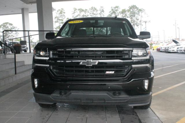 2018 Silverado 1500 Crew Cab 4x4, Pickup #1090 - photo 3