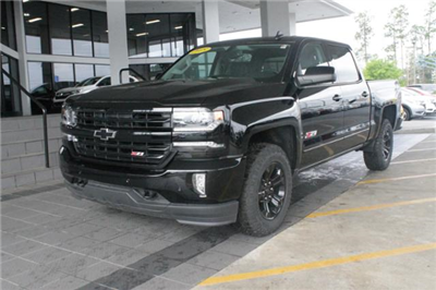 2018 Silverado 1500 Crew Cab 4x4, Pickup #1090 - photo 1