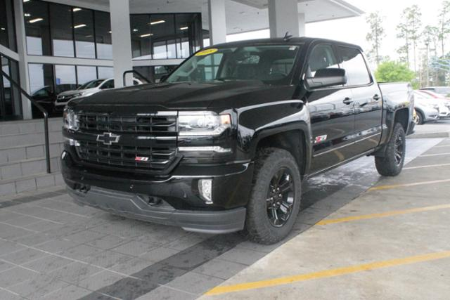 2018 Silverado 1500 Crew Cab 4x4, Pickup #1294 - photo 1