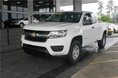 2018 Colorado Extended Cab, Pickup #1334 - photo 1