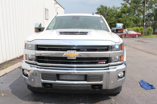 2018 Silverado 2500 Crew Cab 4x4,  Pickup #1837 - photo 3