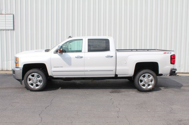 2018 Silverado 2500 Crew Cab 4x4,  Pickup #1837 - photo 4
