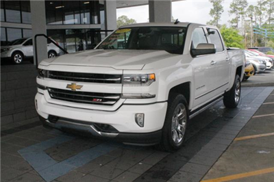 2017 Silverado 1500 Crew Cab 4x4, Pickup #9721 - photo 1