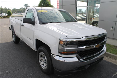 2018 Silverado 1500 Regular Cab,  Pickup #9897 - photo 1
