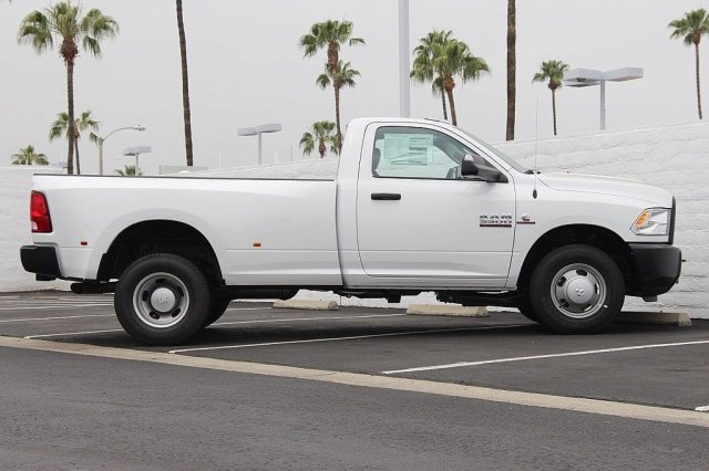 2018 Ram 3500 Regular Cab DRW, Pickup #T180160 - photo 5
