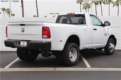 2018 Ram 3500 Regular Cab DRW,  Pickup #T180160 - photo 2