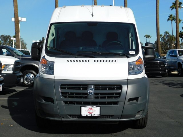 2018 ProMaster 3500 High Roof FWD,  Upfitted Cargo Van #T180178 - photo 4
