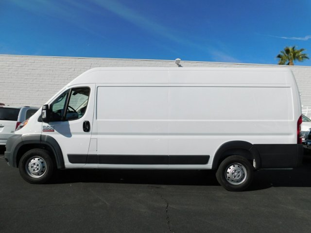 2018 ProMaster 3500 High Roof FWD,  Upfitted Cargo Van #T180178 - photo 5