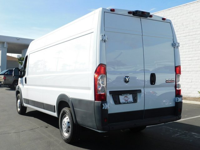 2018 ProMaster 3500 High Roof FWD,  Upfitted Cargo Van #T180178 - photo 3