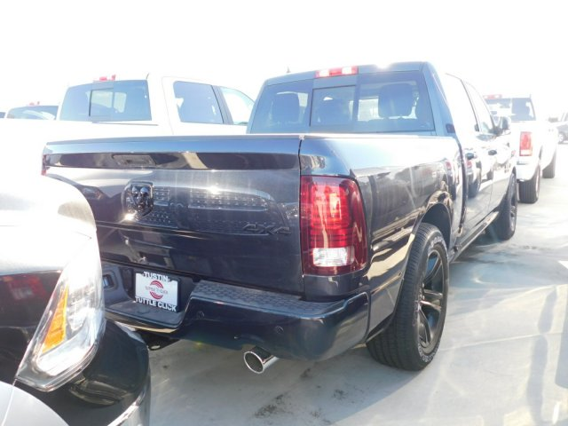 2018 Ram 1500 Crew Cab 4x4, Pickup #T180198 - photo 2