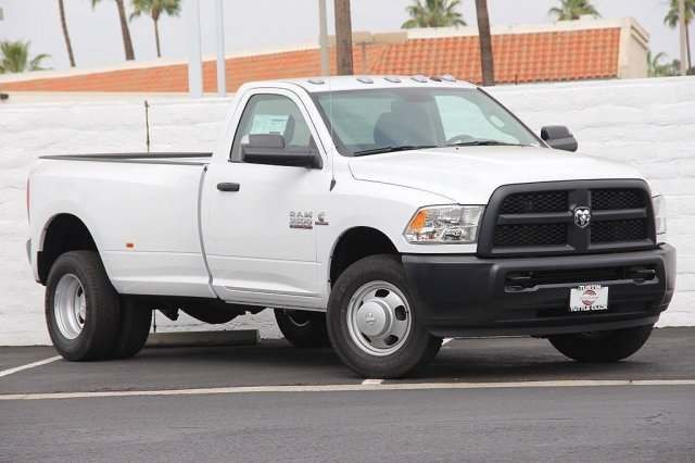 2018 Ram 3500 Regular Cab DRW, Pickup #T180509 - photo 21