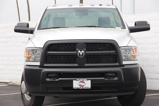 2018 Ram 3500 Regular Cab DRW, Pickup #T180509 - photo 4