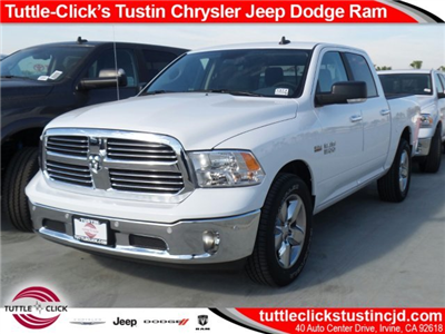 2018 Ram 1500 Crew Cab, Pickup #T180655 - photo 1