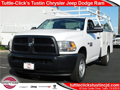2018 Ram 2500 Regular Cab,  Harbor TradeMaster Service Body #T180960 - photo 1