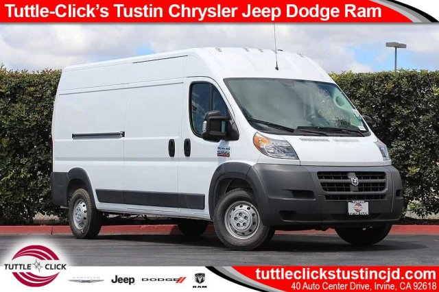 2018 ProMaster 2500 High Roof, Cargo Van #T181036 - photo 1