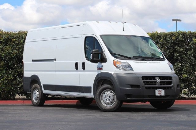 2018 ProMaster 2500 High Roof 4x2,  Empty Cargo Van #T181036 - photo 25