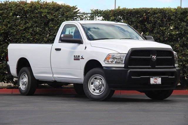 2018 Ram 2500 Regular Cab, Pickup #T181045 - photo 3