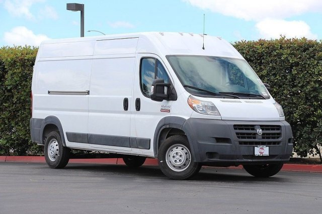 2018 ProMaster 2500 High Roof 4x2,  Empty Cargo Van #T181105 - photo 23