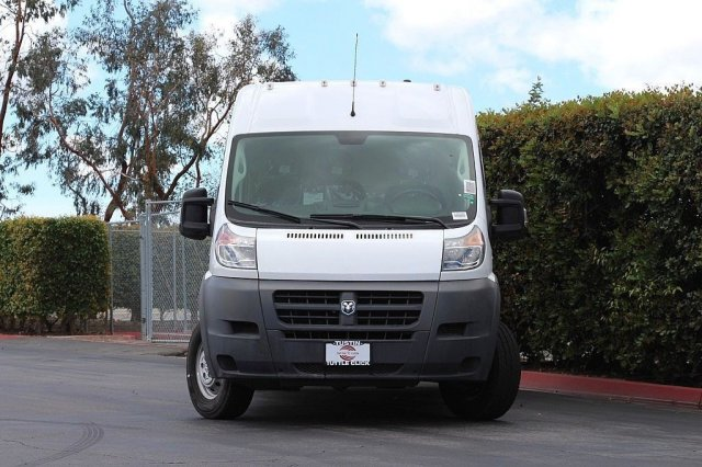 2018 ProMaster 2500 High Roof FWD,  Empty Cargo Van #T181105 - photo 4