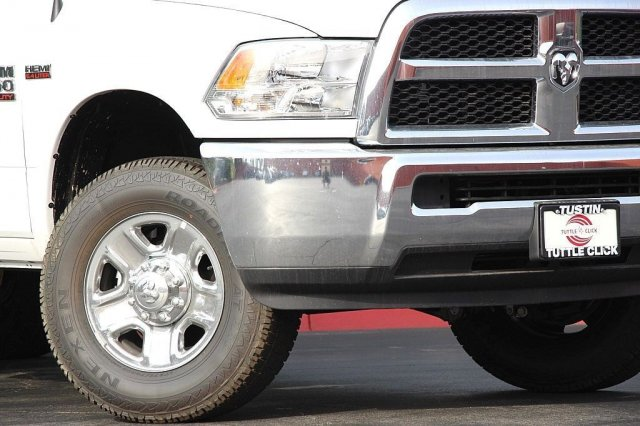 2018 Ram 3500 Regular Cab 4x2,  Harbor Service Body #T181212 - photo 4
