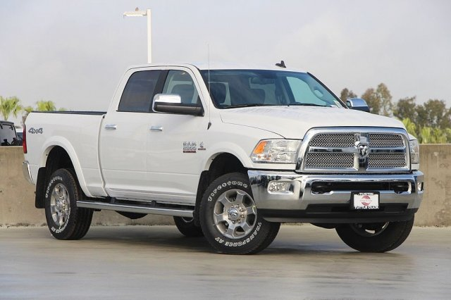 2018 Ram 2500 Crew Cab 4x4,  Pickup #T181919 - photo 2