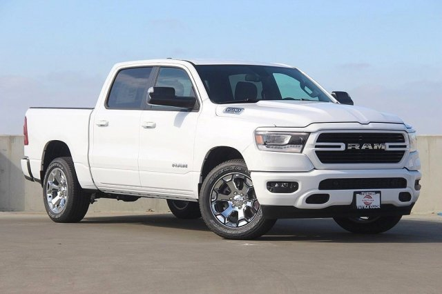 2019 Ram 1500 Crew Cab 4x2,  Pickup #T190070 - photo 3