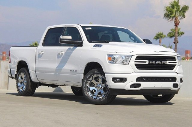2019 Ram 1500 Crew Cab 4x4,  Pickup #T190091 - photo 3