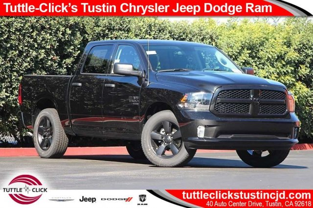 2019 Ram 1500 Crew Cab 4x2,  Pickup #T190317 - photo 1