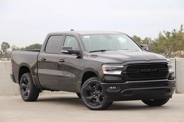 2019 Ram 1500 Crew Cab 4x2,  Pickup #T190432 - photo 3